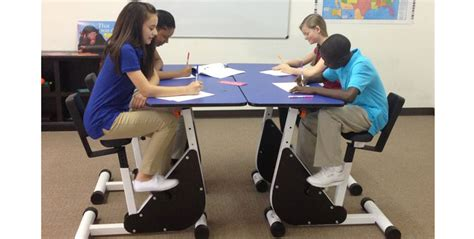 desks for students move standing desks learn better with pedal