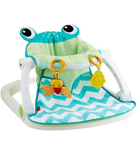 Fisher Price Floor Seat by Fisher Price Sit Me Up Floor Seat Citrus Frog