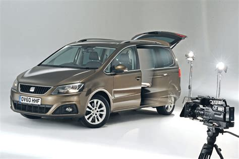 mpv car best seven seat mpv 2012 seat alhambra britain s best