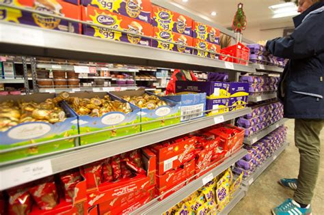 egg ceedingly early shops selling easter chocolates