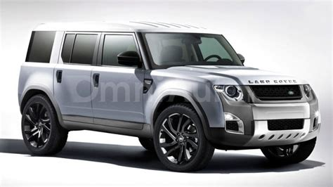 land rover defender 2020 generation land rover defender due in 2020 cartrade