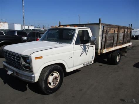 old car manuals online 1997 ford econoline e350 interior lighting 1985 ford e350 used manual pickup truck no reserve classic ford f 350 1985 for sale