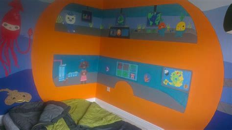 Octonauts Bedroom by Ready For The Bunk Beds Octonauts Bedroom Bedroom