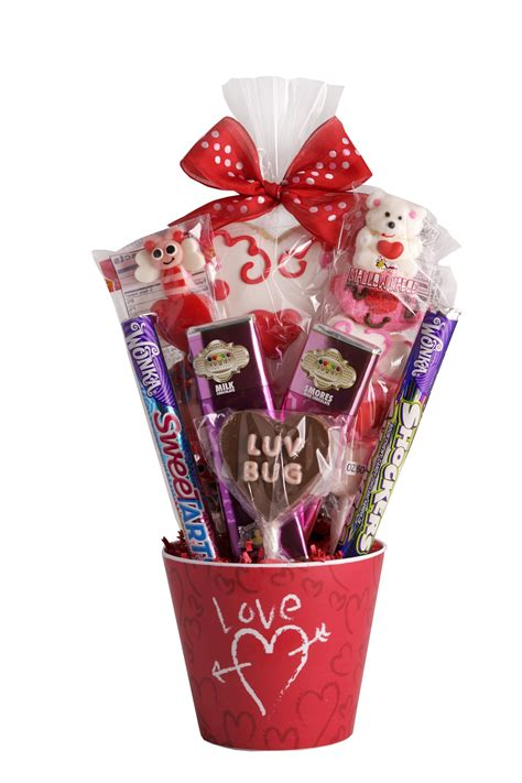 valentines day gift baskets for sweeten up to sweetie this valentine s day with gift