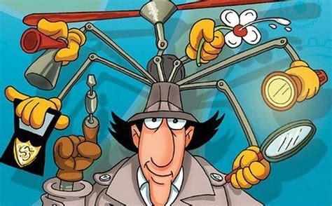 imagenes animadas inspector gadget diez artilugios del inspector gadget que existen en el