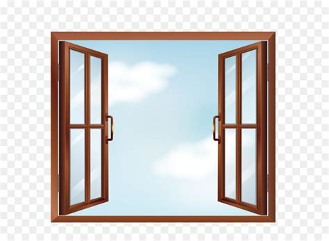 clipart windows open window with curtain clipart integralbook