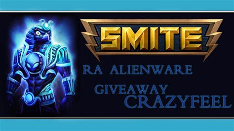 Eu Alienware Giveaway - ro smite 2 ra alienware skins giveaway hd youtube