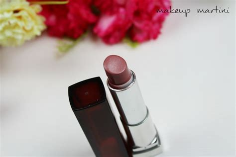 Maybelline Lipstick Toffe maybelline color sensational lipstick totally toffee review swatches price makeupmartini