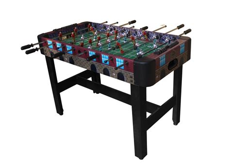 3 in 1 rotating combination table foosball pool
