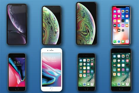 comparing  latest iphones iphone xr  xs xs max