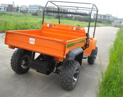 mini utv top quality 4 wheel mini utility terrain vehicle electric