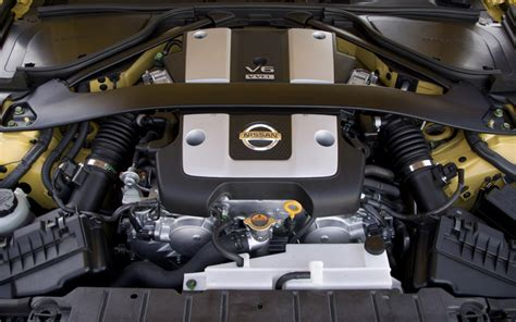 how does a cars engine work 2009 nissan versa on board diagnostic system 2009 nissan 370z first look and first photos of the new nissan 370z motor trend