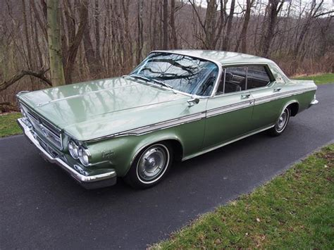 1964 chrysler 300 for sale 1964 chrysler 300 for sale on classiccars 6 available