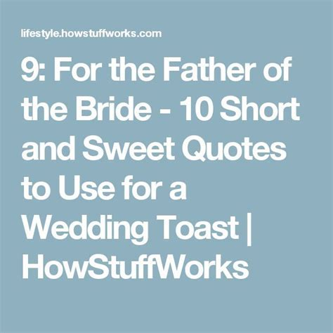 25  best Wedding speech quotes on Pinterest   Wedding