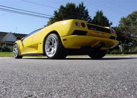 1993 Lamborghini Diablo Vt 1993 2001 Lamborghini Diablo Vt Picture 7355 Car