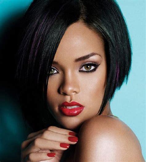 Rihanna Bob Hairstyles by 20 Stylish Rihanna Bob Haircuts Hairstyles