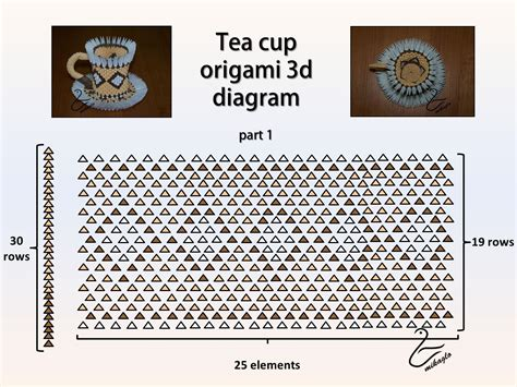 3d Origami Diagrams Free - patterns 3d origami zoeken 3d origami used