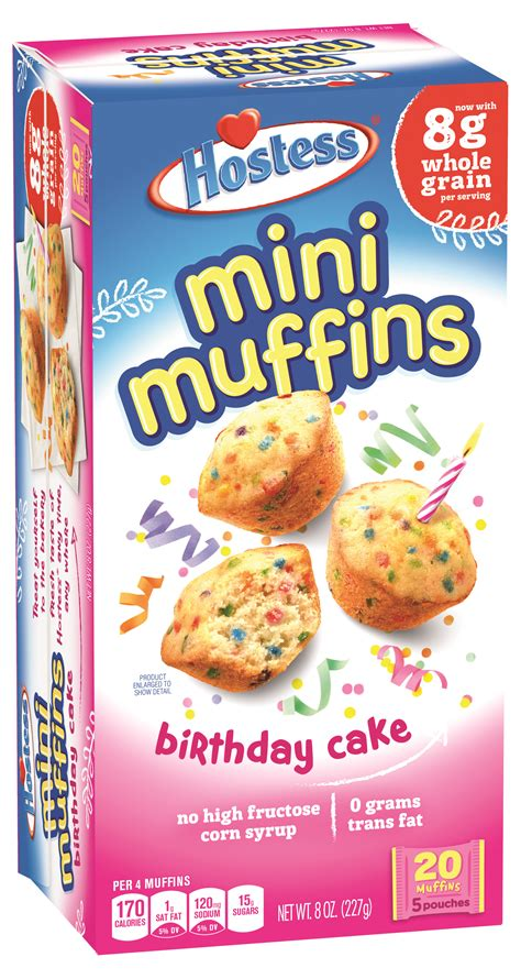 recipes with whole grains hostess introduces mini muffins recipe with whole grains