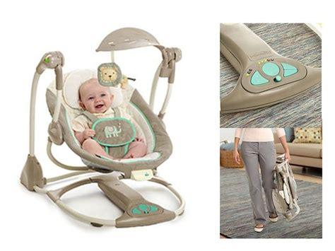 best portable baby swings 1000 ideas about baby swings on pinterest baby bjorn