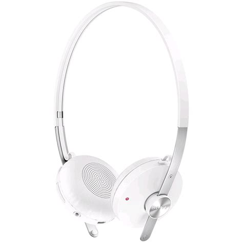 Sony Headset Sbh60 sony sbh60 stereo bluetooth headset white expansys
