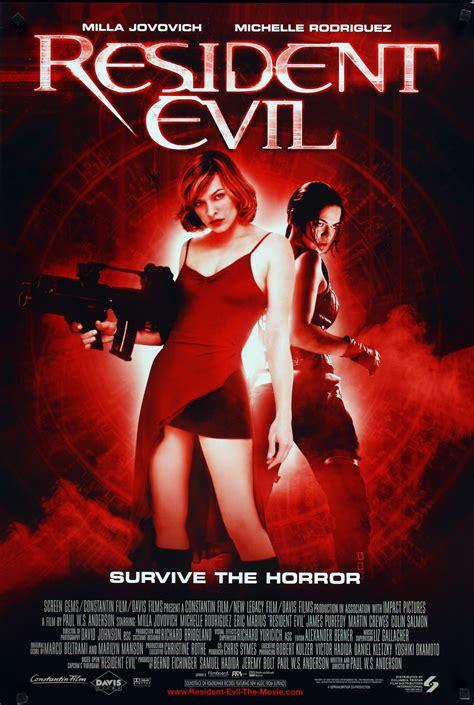 resident evil z posters