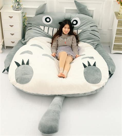 legit gifts bed fan this totoro bed is the perfect gift for all miyazaki fans