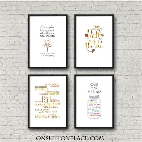 2016 printable monthly calendar on sutton place 30 free fall autumn original printables on sutton place