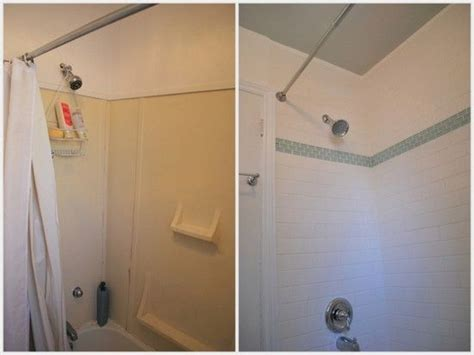 glass subway tile projects before after pictures 12 best shower tile images on pinterest bathroom ideas