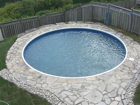 small inground swimming pools beauty of a small swimming pool backyard design ideas