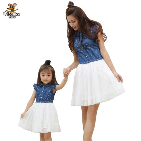 Matching Clothes Store Aliexpress Buy Dresses 2017 Summer
