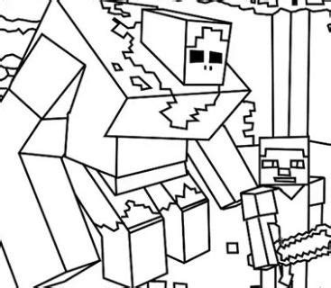 minecraft mooshroom coloring page  coloring pages