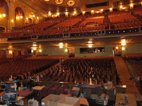 benedum center seating benedum center