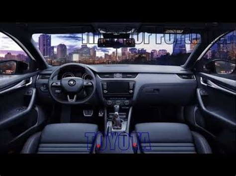 interior new fortuner 2018 the fantastic interior all new toyota fortuner 2018 youtube
