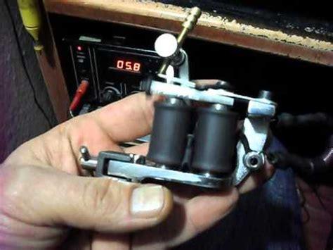 tattoo kit micky sharpz paul rogers micky sharpz krom kaplama tattoo machine