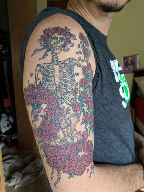 grateful dead tattoo designs 25 best ideas about grateful dead on