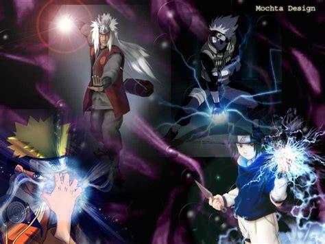 chidori vs rasengan photo by animeimage photobucket