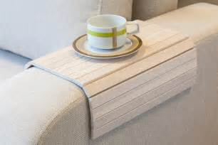 table for sofa wooden sofa armrest tray table the green