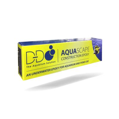 aquascape construction epoxy d d products d d the aquarium solution