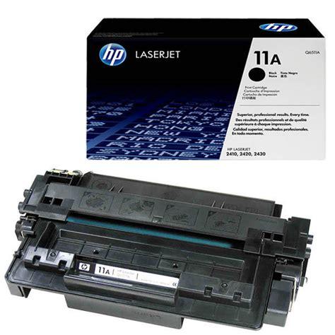 Toner Q6511a Hp Laserjet 2420 2430 Black Laser Toner Cartridge Hp Q6511a