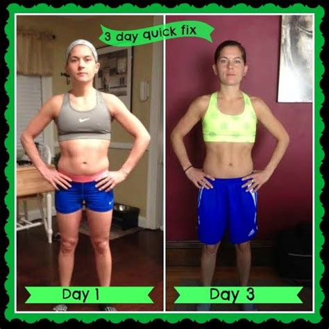 Results Transformation 21 Day Detox 1000 ideas about 3 day fix on 21 day