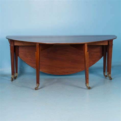 drop leaf console table black large antique mahogany drop leaf table also serves as