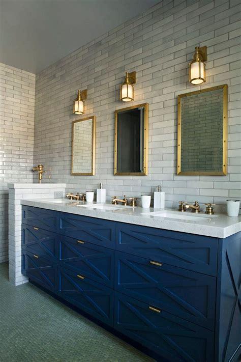 blue bathroom vanity cabinet best 25 blue vanity ideas on