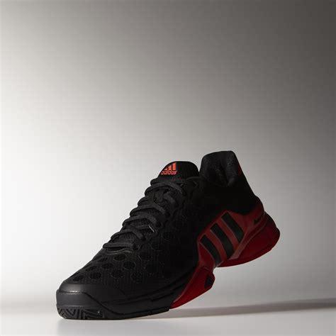 adidas mens barricade 2015 tennis shoes black