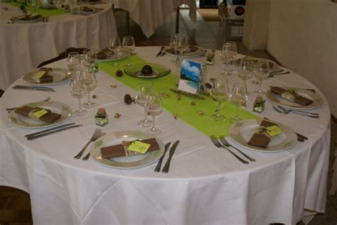 notre d 233 coration de la salle table ronde le chemin
