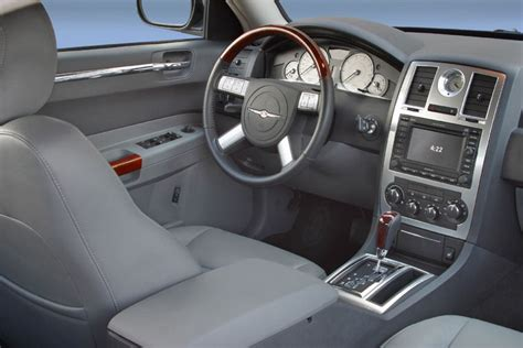 2005 Chrysler 300c Interior by 2005 Chrysler 300c Interior Picture Pic Image