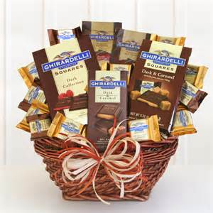 chocolate gift basket object moved