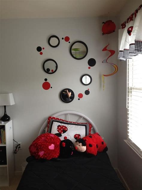 ladybug bedroom ideas 19 best images about for the home on pinterest ladybug