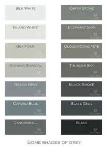 shades of grey paint 17 best ideas about shades of grey on pinterest 50 grey
