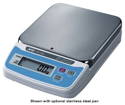 A D Hl 2000i Compact Scales portable scales affordablescales