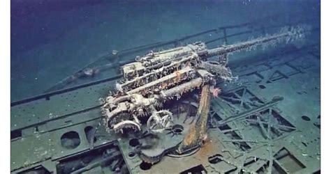 german u boats never found us secret files photos and video of sunken nazi sub off